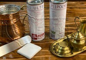 لاک آبکاری مس لاک محافظ آبکاری رزین ضد خش و ضد آب