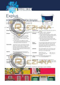 رنگ نما ساختمان, خرید رنگ نما SILOTEX, رنگ مخصوص نما سیمان, رنگ نما در مناطق مرطوب, رنگ نمای ساختمان EXPLUS,