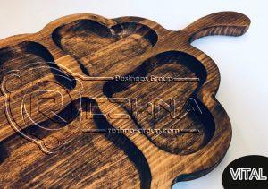ظروف چوبی .روغن گیاهی چوب ،روغن ویتال،روغن گیاهی چوب ویتال