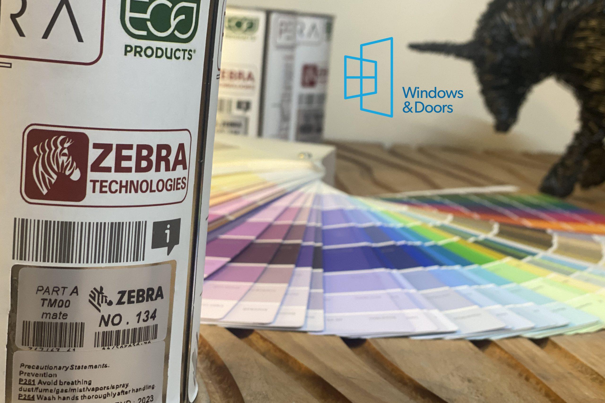 رنگ پروفیل UPVC , رنگ درب و پنجره , رنگ پی وی سی , رنگ پروفیل یو پی وی سی