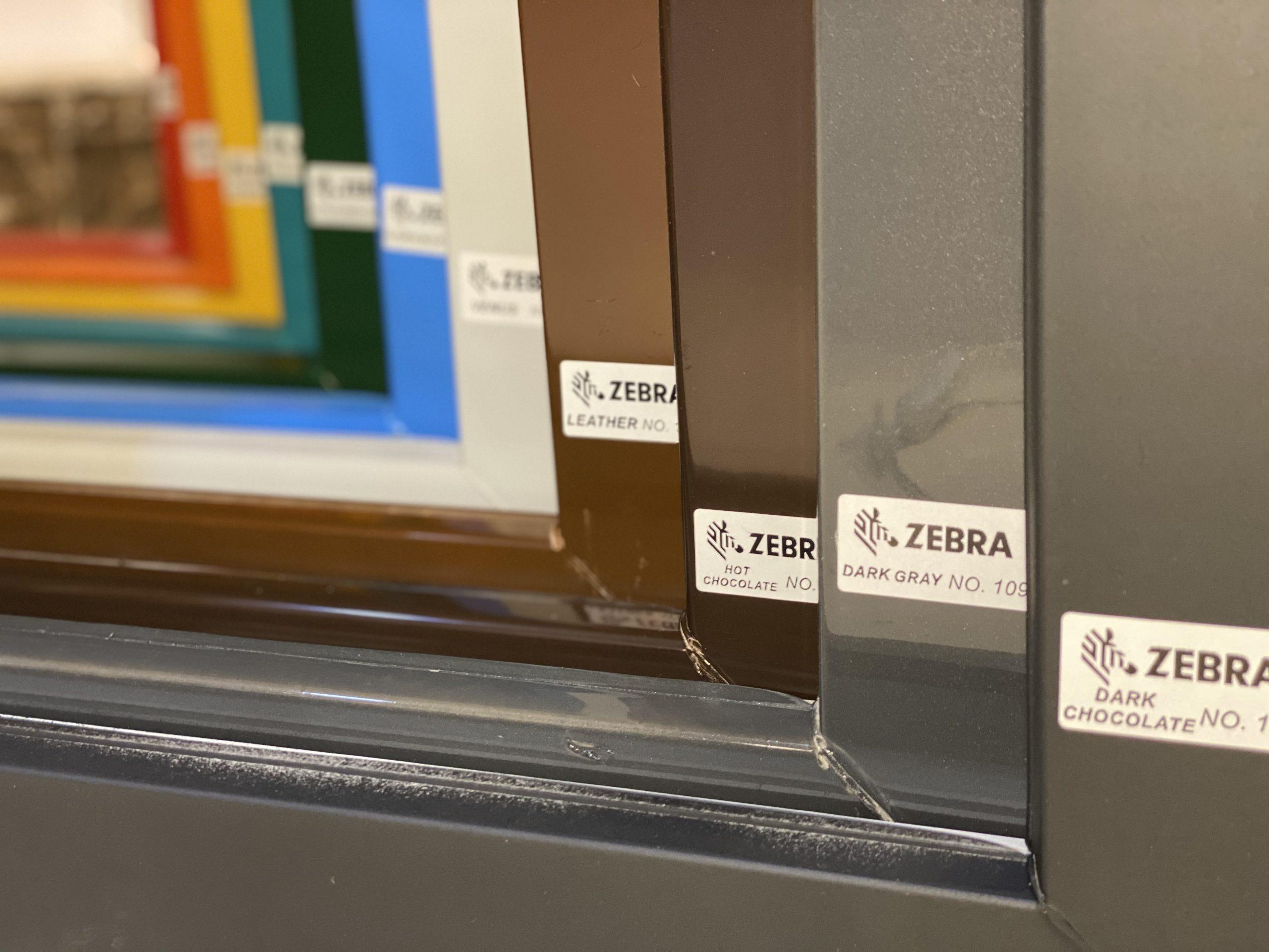 رنگ درب و پنجره پی وی سی , رنگ پنجره پی وی سی , رنگ upvc , رنگ کردن پروفیل